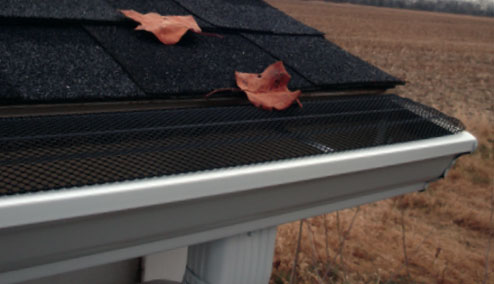 Diamond Back Gutter Covers America S Best Leaf
